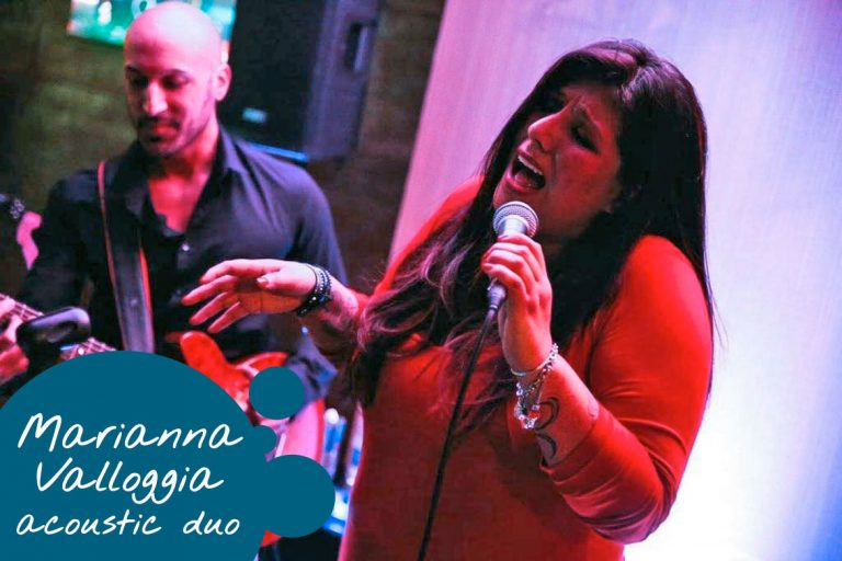 marianna valloggia acoustic duo